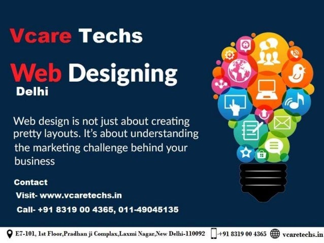 Web Development Service Company In Delhi Web Design In Laxmi Nagar V