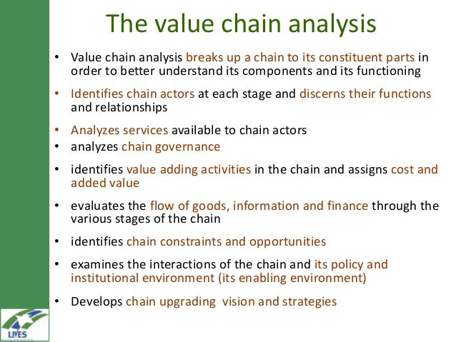 an analysis of the chain of lifes history A brief summary of starbuck's history and a product life cycle, swot analysis and competitive swot analysis and competitive analysis of starbucks.
