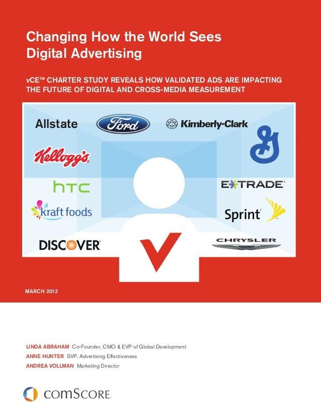 AllstateChanging How the World SeesDigital AdvertisingLINDA ABRAHAM Co-Founder, CMO & EVP of Global DevelopmentANNE HUNTER...