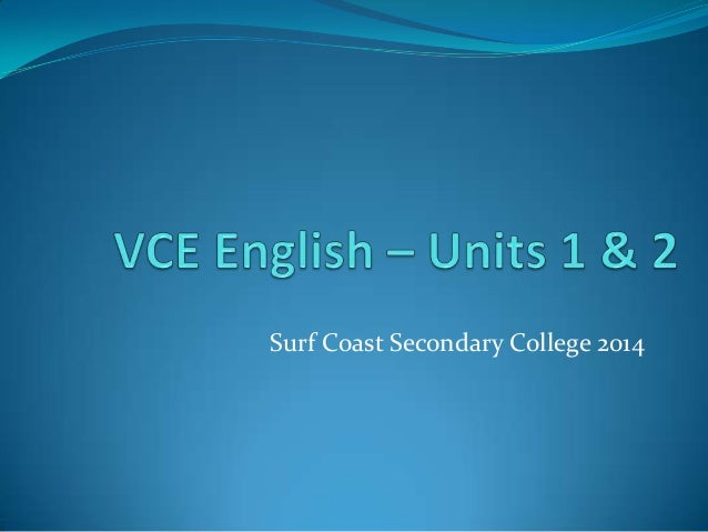english 2013 vce The vce exam timetable for 2013 is out now 2013: english literature legal business muep: vce exam timetable 2013 useful links about us.