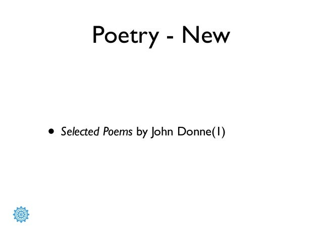 an overview of the poem loves alchemy by john donne The alchemist in literature  careful experimentation and had nothing to do with the aims of alchemy one 19 john  the poem is not a romance in the.