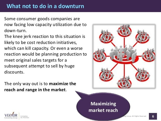 What not to do in a downturnSome consumer goods companies arenow facing low capacity utilization due todown-turn.The knee ...