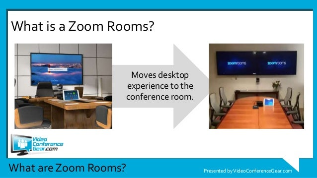 Zoom Rooms a Game Changer in Video Conferencing
