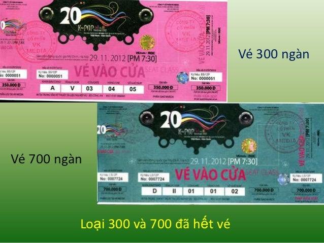 Vé chính thức Kpop festival 2012 - Mua ve 0966624813 Slide 2