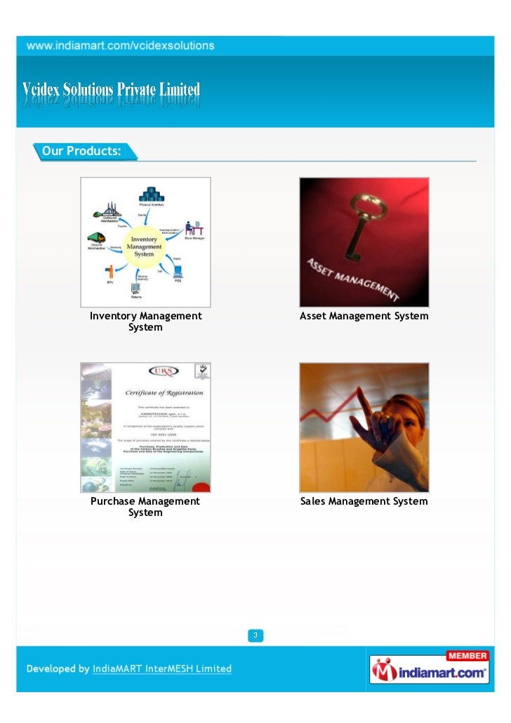 Vcidex Solutions Private Limited,  Chennai, IT consultation services Slide 3