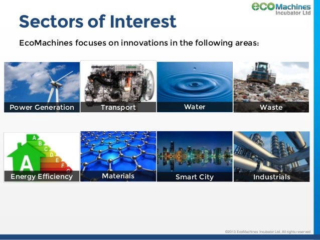 EcoMachines - Venture Capital in Energy and Cleantech: Is the Model K…