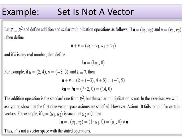 Vector space - Wikipedia