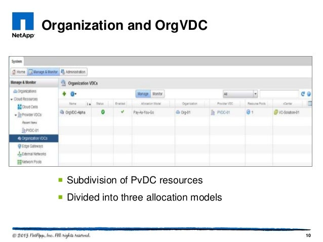 VMware PEX Boot Camp - Reaching the Clouds with NetApp