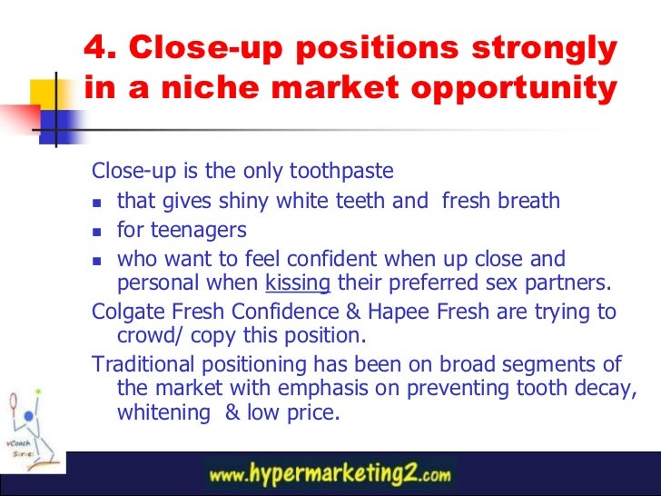 toothpaste market philippines Product differentiation the toothpaste market has several similar competing products, and you have to brand yours in such a way that it stands out.