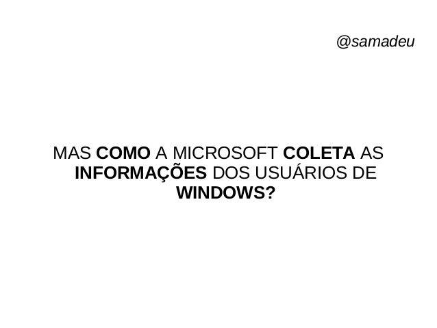 Vc sabe quem invade seu computador