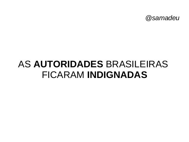 @samadeu PARECE QUE NÃO.