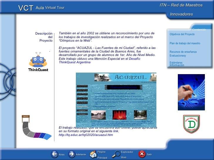 Descripción del Proyecto También en el año 2002 se obtiene un reconocimiento por uno de los trabajos de investigación real...