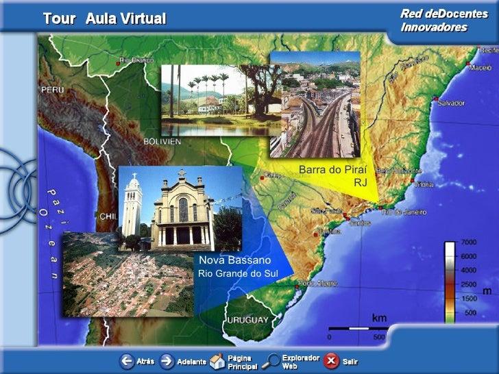 Barra do Piraí   RJ Nova Bassano   Rio Grande do Sul