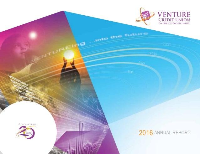 2016 ANNUAL REPORT 1