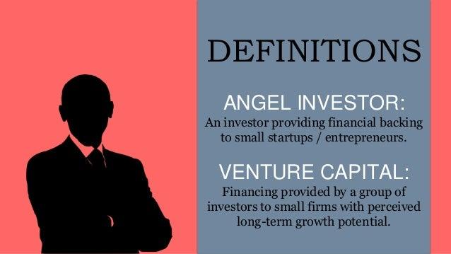 angel investment