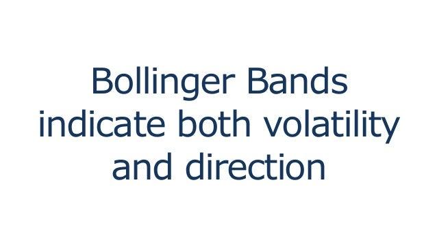 Bollinger bands probability