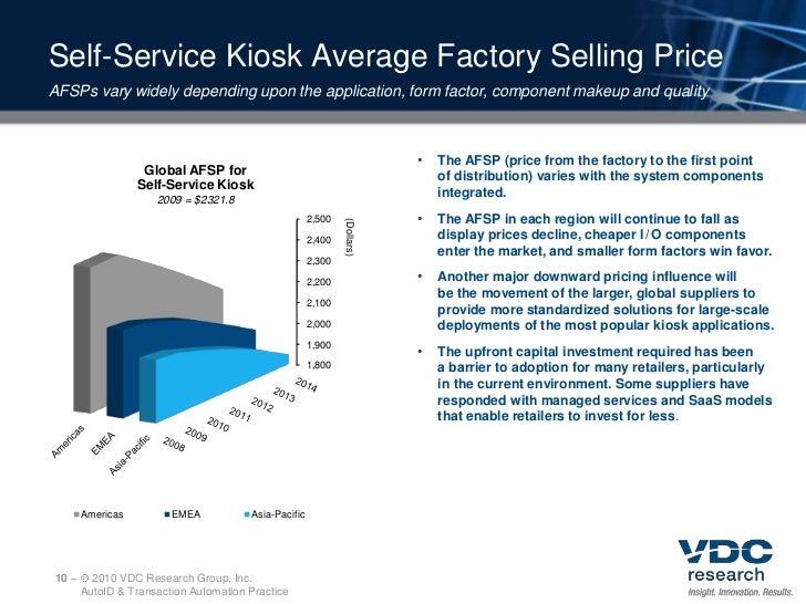 Vdc 2010 kiosk report excerpts