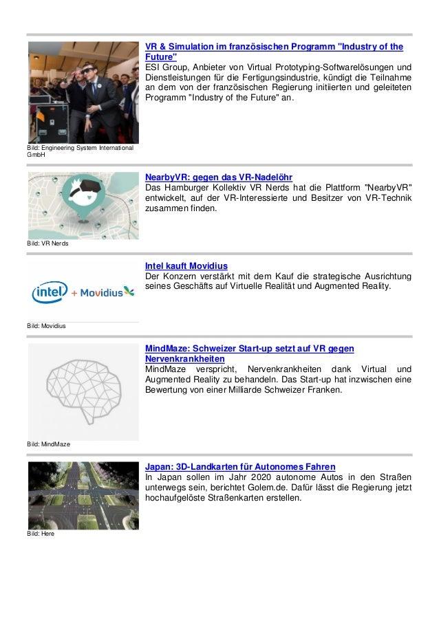 """Bild: Engineering System International GmbH VR & Simulation im französischen Programm """"Industry of the Future"""" ESI Group, ..."""