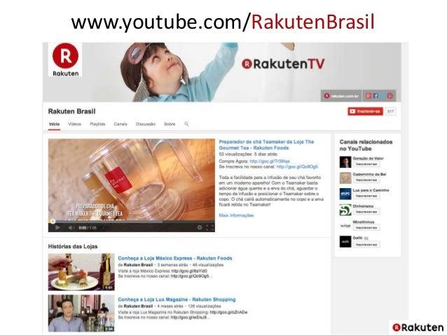 www.youtube.com/RakutenBrasil