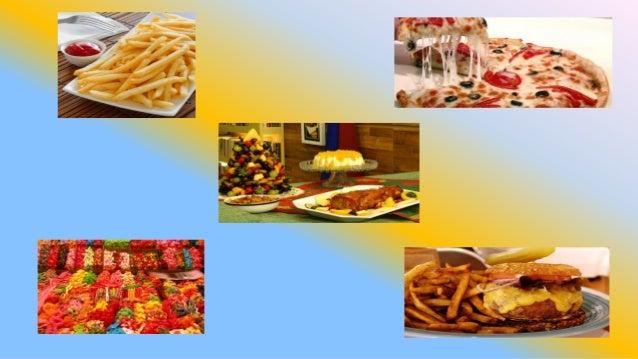 O Que Lhe Lembra Esses Alimentos