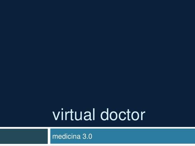 virtual doctor medicina 3.0