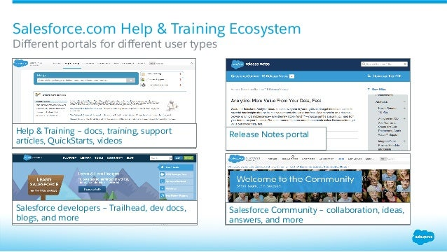 Build Your Own Help and Training to Make Every User an Expert