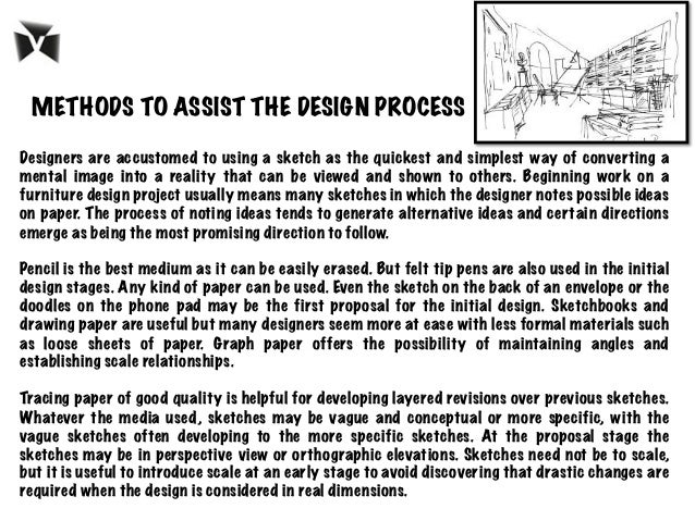 Designers are accustomed to using a sketch as the quickest and simplest way of converting a mental image into a reality th...