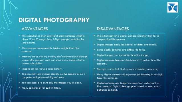 Lecture 2 - Film VS. Digital Photography