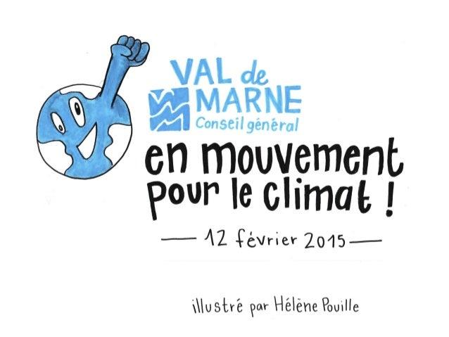 Le Val-de-Marne, en mouvement pour le climat