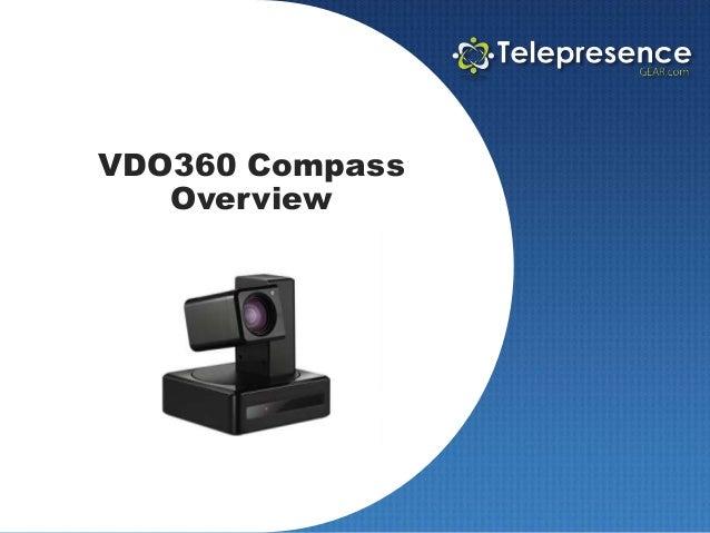 VDO360 Compass Overview