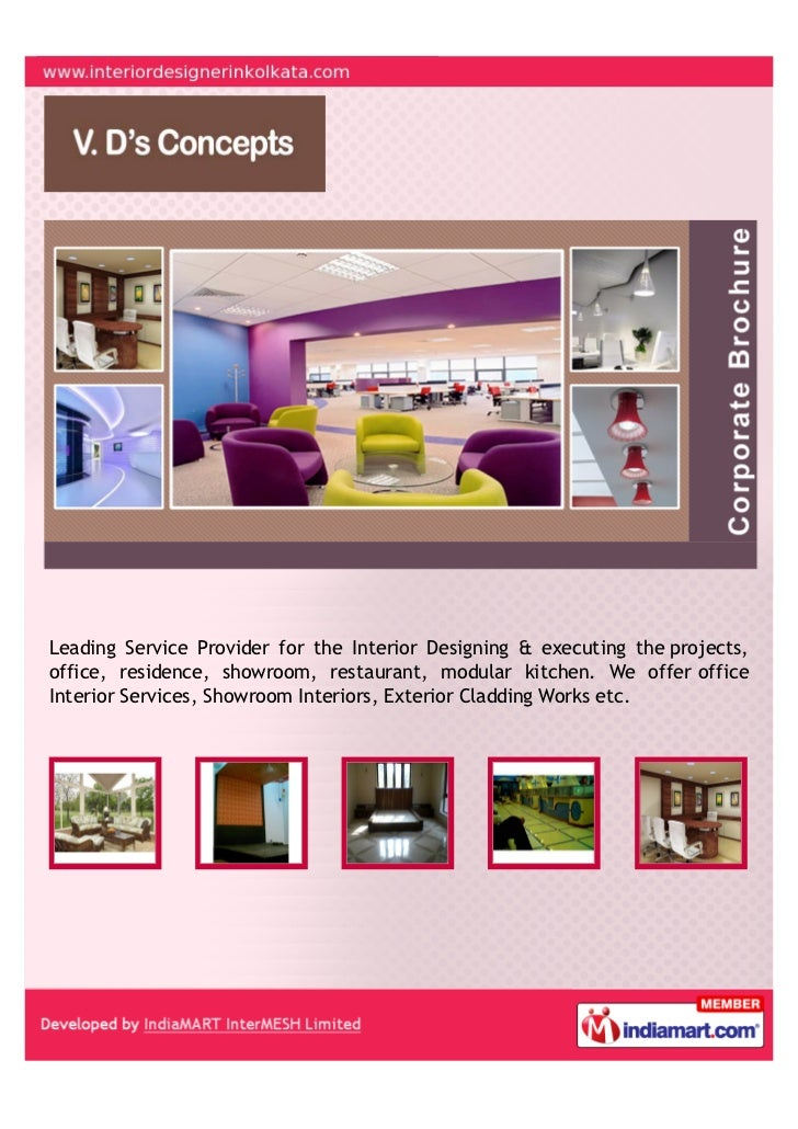 Leading Service Provider for the Interior Designing & executing the projects,office, residence, showroom, restaurant, modu...