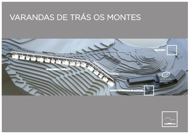 Aldeamento Turístico Varandas de Trás os Montes  Slide 2