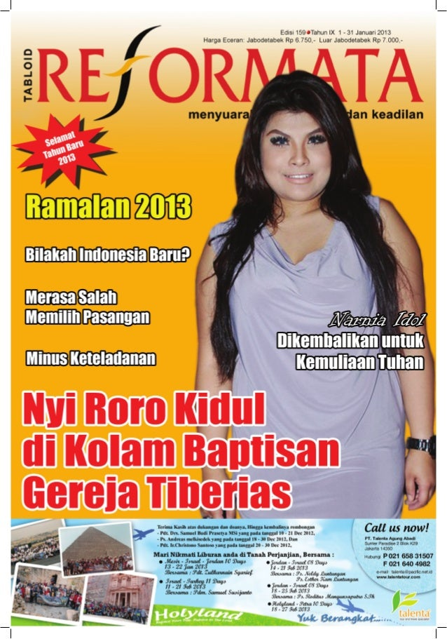 tabloid reformata edisi 159 desember 2013