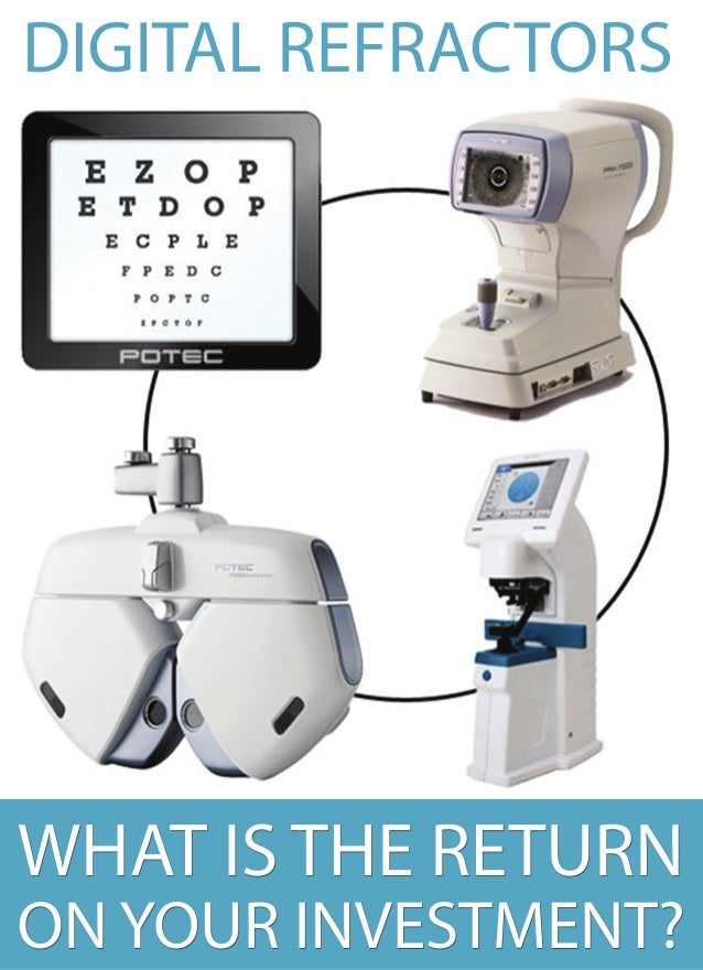 Veatch Ophthalmic Instruments | Digital Refraction Systems