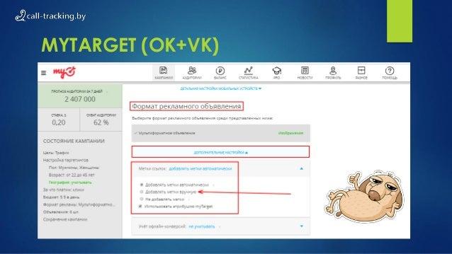 MYTARGET (OK+VK)