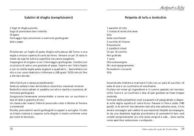 Antipasti e Sfizi             Salatini di sfoglia (semplicissimi)                                           Polpette di to...