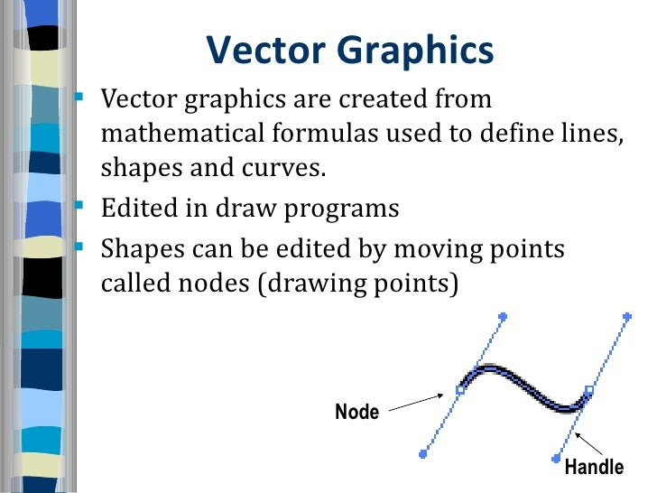 Vector Drawing Lines Definition : Vector graphics