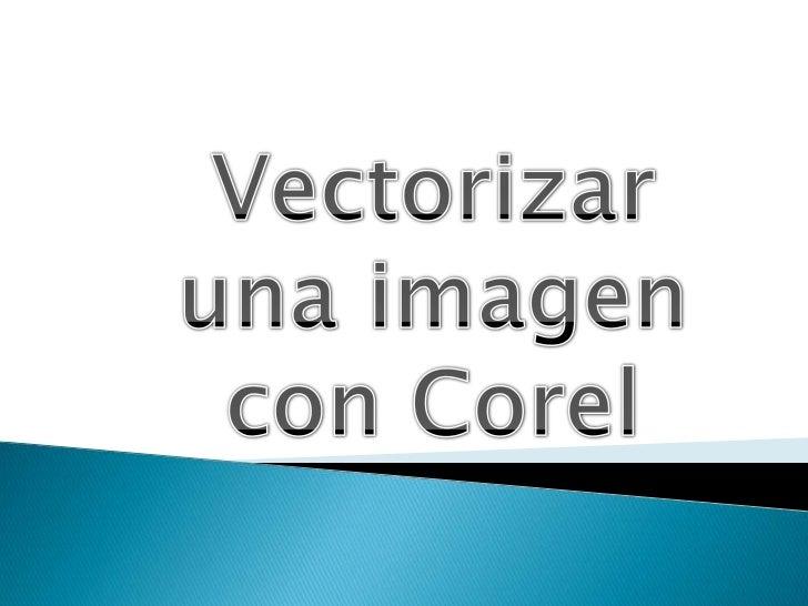    Bienvenido a CorelDRAW®, un completo programa    de dibujo y diseño gráfico vectorial concebido para    los profesiona...