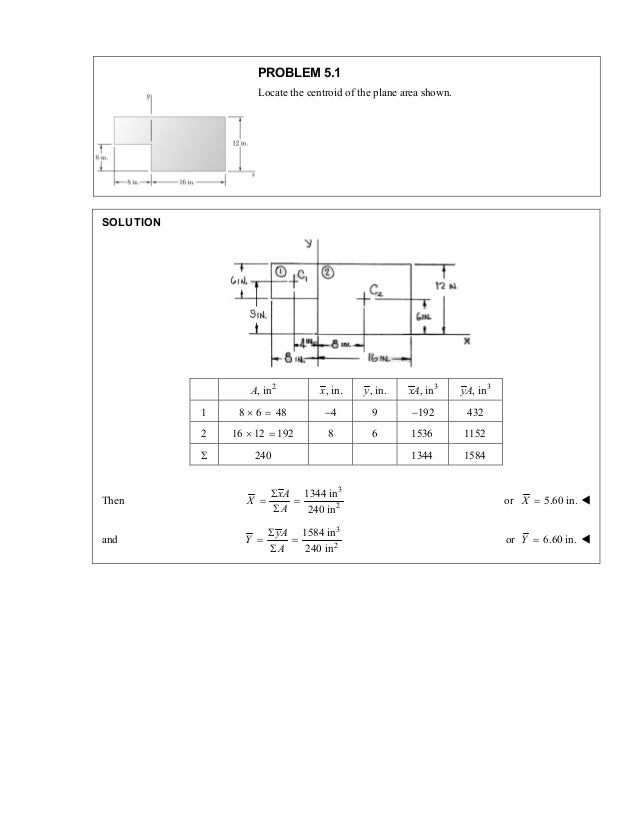 Vector mechanics for engineers statics 7th chapter 5 fandeluxe Image collections