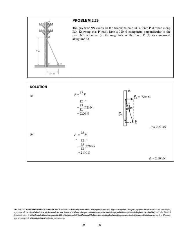 vector mechanics for engineers statics and dynamics 10th