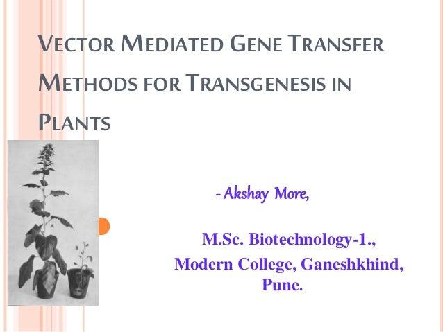 Top 13 Methods of Gene Transfer (With Diagram)