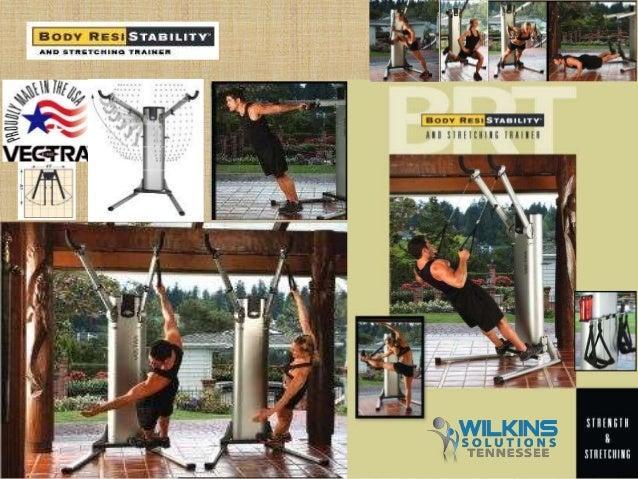 Vectra Fitness - BRT (Body Resistance Trainer)