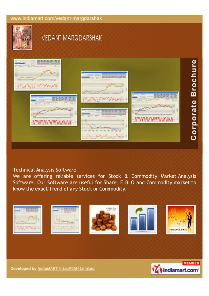 Technical Analysis Software.We are offering reliable services for Stock & Commodity Market AnalysisSoftware. Our Software ...