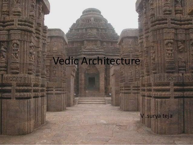 Vedic Architecture V .surya teja