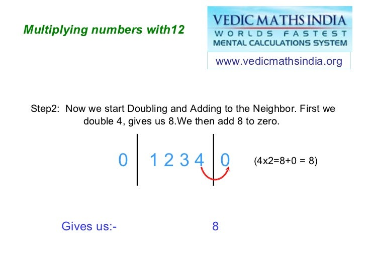 Vedic Maths Multiplying numbers by 1119 in less than five seconds – Vedic Maths Worksheets