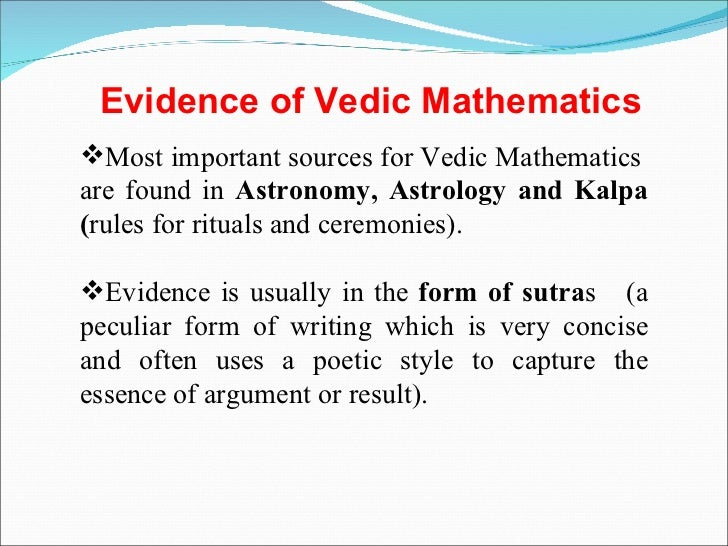vedic maths Note: vedic math blog has been moved to   please bookmark the new address for new and existing blogs today, we are going to learn.