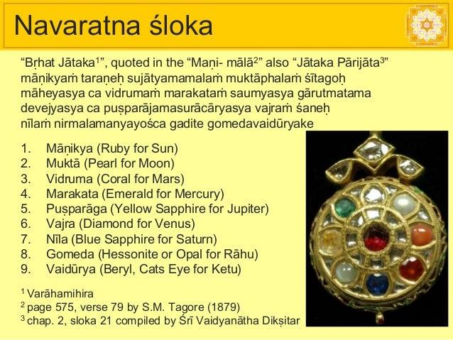 Vedic Reme s Gemstones