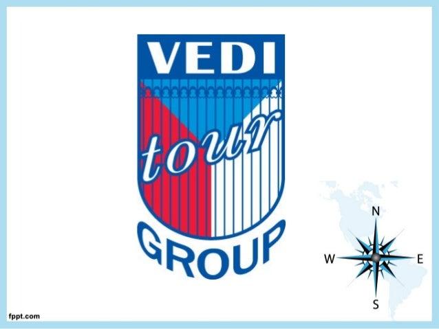 • Веди Тур Групп– многопрофильный  туристический оператор с более чем 10-  летним опытом работы.• В 2011 году компания «Ве...