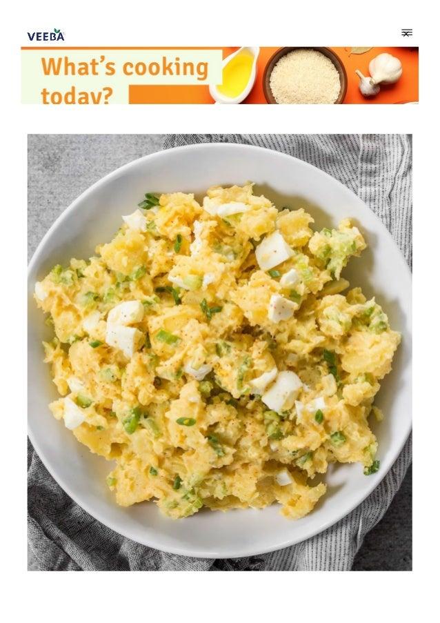 Potato Salad Recipe With Egg And Onion