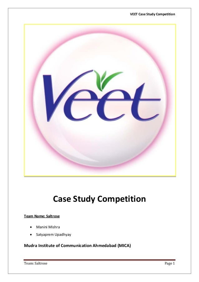 """veet case study Silk'n sensepil xl - ipl hair remover if you are ready to remove your unwanted hair, then the """"silk'n sensepil xl"""" is the right choice for you silk'n senseep."""